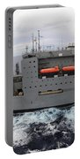Dry Cargo And Ammunition Ship Usns Portable Battery Charger