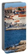 Dubrovnik Old City Architecture Portable Battery Charger