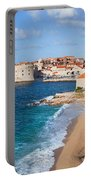 Dubrovnik Scenery Portable Battery Charger