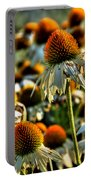 Echinacea Pow Wow Portable Battery Charger