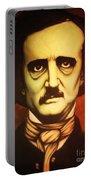 Edgar Allan Poe Portable Battery Charger