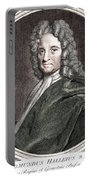 Edmond Halley, English Polymath Portable Battery Charger