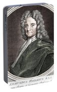 Edmond Halley, English Polymath Portable Battery Charger