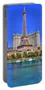 Eiffel Tower Las Vegas Portable Battery Charger