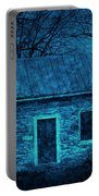 Enchanted Moonlight Cottage Portable Battery Charger