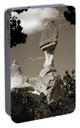 Fairy Chimney In Goreme Portable Battery Charger