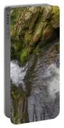 Fall Of Water Portable Battery Charger