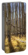 Fall On The Mountain  Portable Battery Charger