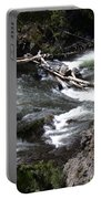 Fast Moving Firehole River Portable Battery Charger