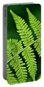 Fern Seed Portable Battery Charger