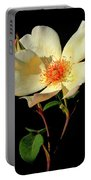 Five Petal Rose Portable Battery Charger
