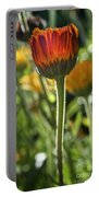 Floral Torch Portable Battery Charger
