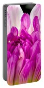 Flower 11 Portable Battery Charger