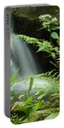 Flowers And Falls Portable Battery Charger