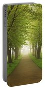 Foggy Park Portable Battery Charger
