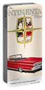 Ford Avertisement, 1959 Portable Battery Charger