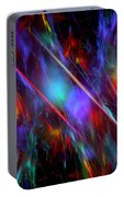 Fractal Invasion Portable Battery Charger