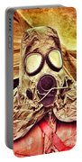 Gas Mask Portable Battery Charger