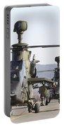 German Tiger Eurocopters At Fritzlar Portable Battery Charger