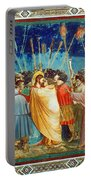 Giotto: Betrayal Of Christ Portable Battery Charger