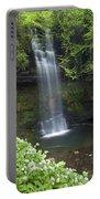 Glencar Waterfall, Co Sligo, Ireland Portable Battery Charger