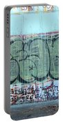 Graffiti - Tubs Iv Portable Battery Charger