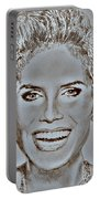 Heidi Klum In 2010 Portable Battery Charger