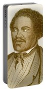 Henry Box Brown, African-american Portable Battery Charger by Photo Researchers