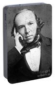 Herbert Spencer, English Polymath Portable Battery Charger