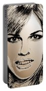 Hilary Swank In 2007 Portable Battery Charger