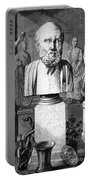 Hippocrates, Greek Physician, Father Portable Battery Charger