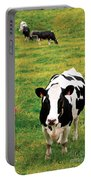 Holstein Dairy Cattle Portable Battery Charger