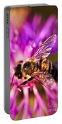 Honey Bee  Portable Battery Charger