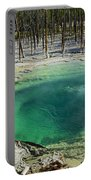 Hot Springs Yellowstone National Park Portable Battery Charger