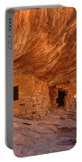 House On Fire Anasazi Indian Ruins Portable Battery Charger