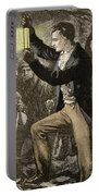 Humphry Davy, English Chemist Portable Battery Charger