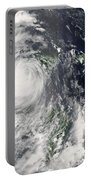 Hurricane Dean Portable Battery Charger