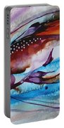 Hurricane Fish 28 Portable Battery Charger