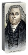 Isaac Backus (1724-1806) Portable Battery Charger