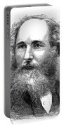 James Clerk Maxwell Portable Battery Charger