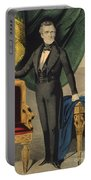 James Polk, 11th American President Portable Battery Charger