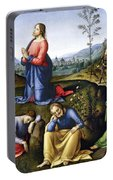 Jesus: Agony In The Garden Portable Battery Charger