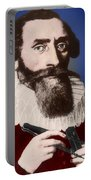 Johannes Kepler, German Astronomer Portable Battery Charger by Science Source