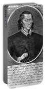John Donne (1573-1631) Portable Battery Charger