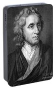 John Locke, English Philosopher, Father Portable Battery Charger