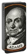 John Quincy Adams, 6th American Portable Battery Charger