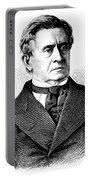 Joseph Henry, American Scientist Portable Battery Charger by Science Source