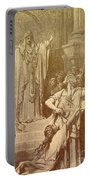 Judgment Of Solomon Portable Battery Charger