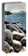 Lake Tahoe Vista Portable Battery Charger