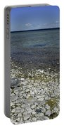 Leelanau Michigan Beach Portable Battery Charger